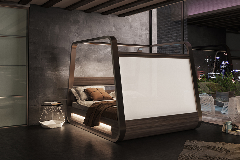 HiCan & HiBed - high-tech Bett
