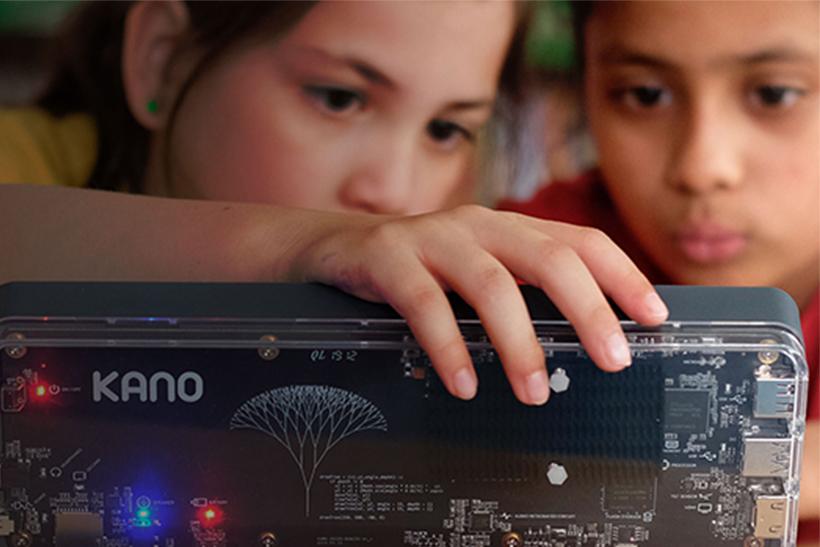 Kano PC - modularer Computer für Schulen. Der perfekte erste Computer für Ihr Kind