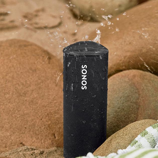 Roam von Sonos – mobiler Smart Speaker für all Deine Abenteuer