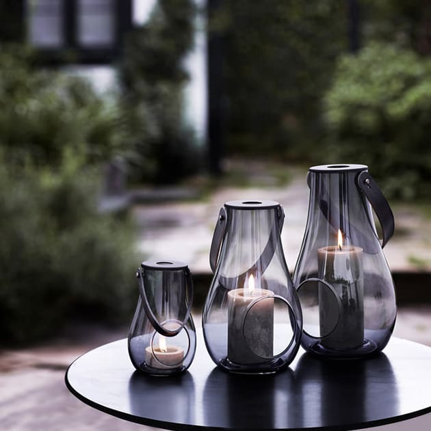 Design with light Laterne von Holmegaard