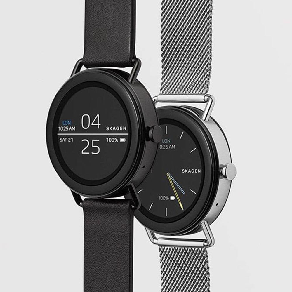 Skagen Smartwatch Falster Android Wear 2.0 Aktivitätstracking