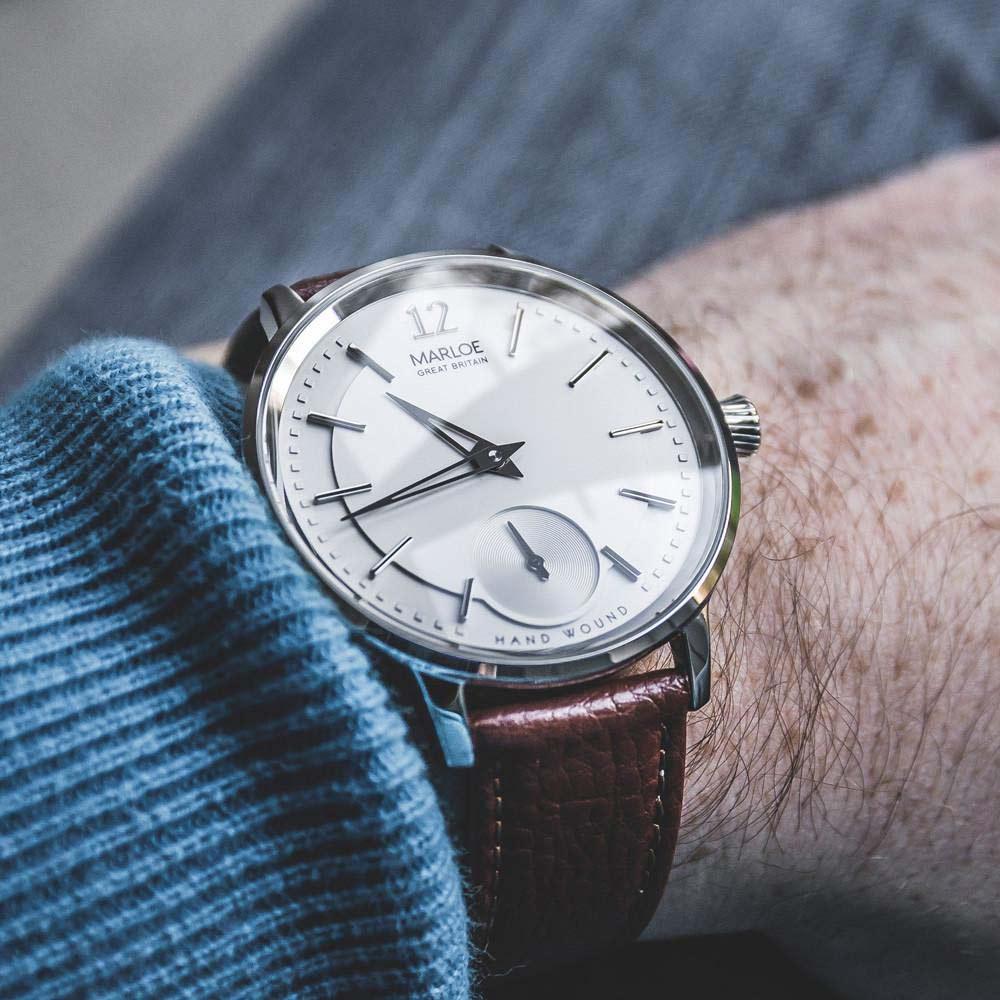 Cherwell Uhr von Marloe British Design