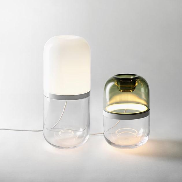 Demi LED Tischleuchte – Atmosphäre für den Wohnbreich von Design House Stockholm