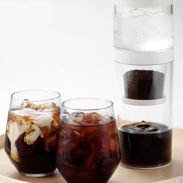Dripo by gosh – Cold Brew Kaffee-Bereiter mit integriertem Becher