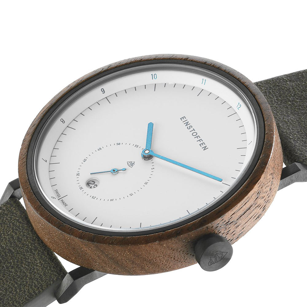 Einstoffen Swiss Made Wood Watches