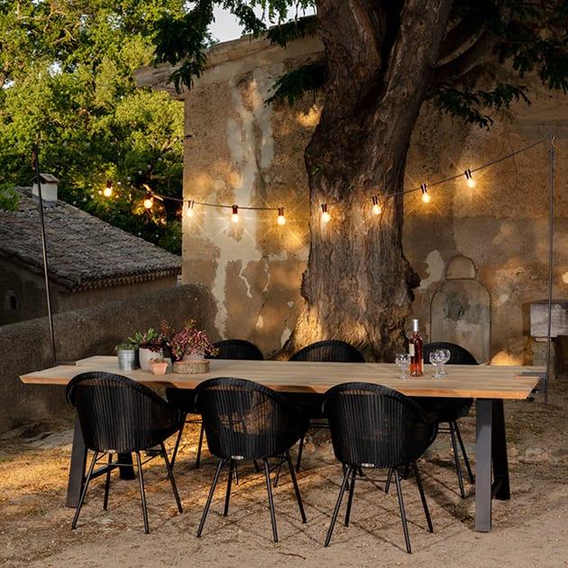 Lichtgirlande Light My Table für In-und Outdoor