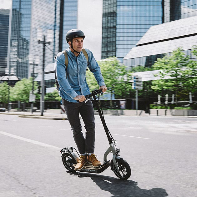 Metz Moover – innovativer E-Scooter im Deutschen Straßenverkehr