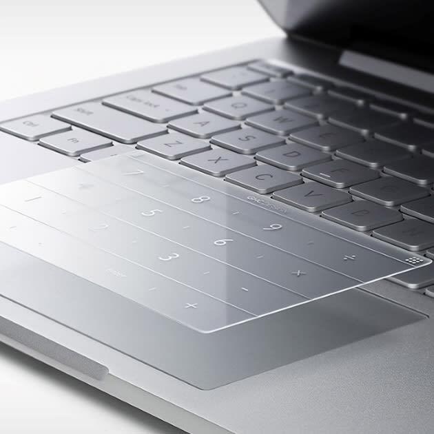 Nums – das Ziffernfeld für Deinen Laptop
