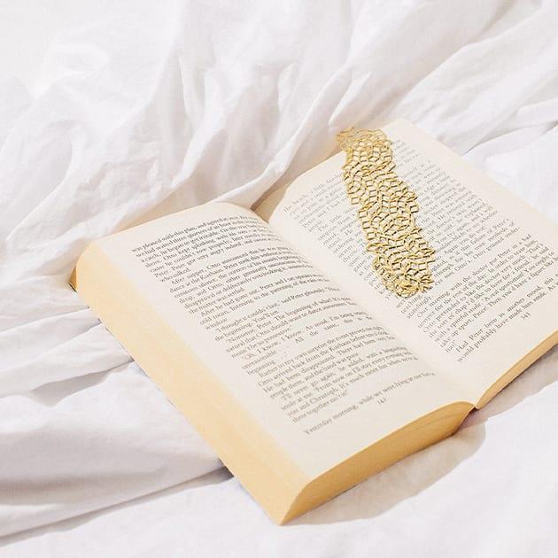 Penrose Bookmark – edles Lesezeichen von Fundamental Berlin