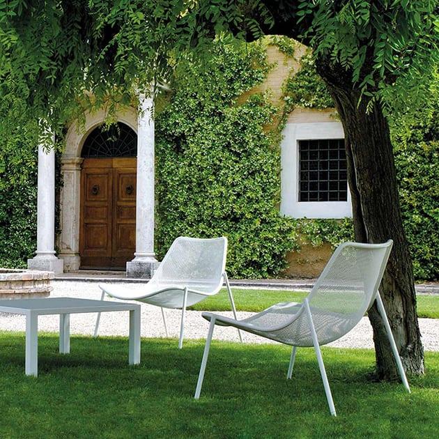 Outdoor Round Lounge Chair von Emu
