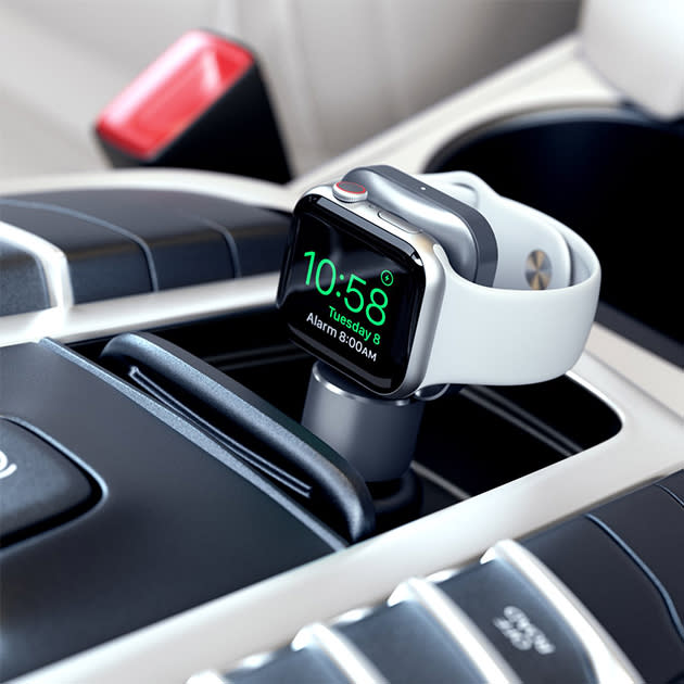 Satechi USB-C Magnetic Charging Dock für Apple Watch