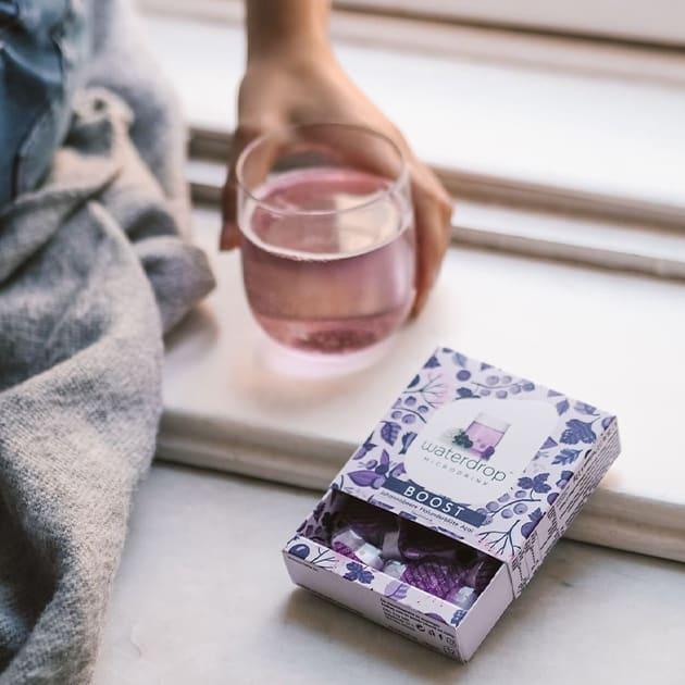 Waterdrop Würfel für fruchtiges Wasser – ohne Zucker