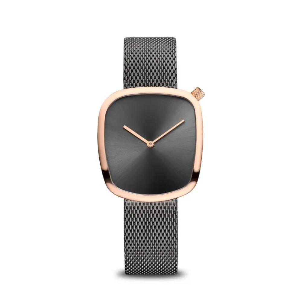 Pebble Armbanduhr von Bering – modern, elegant, unisex