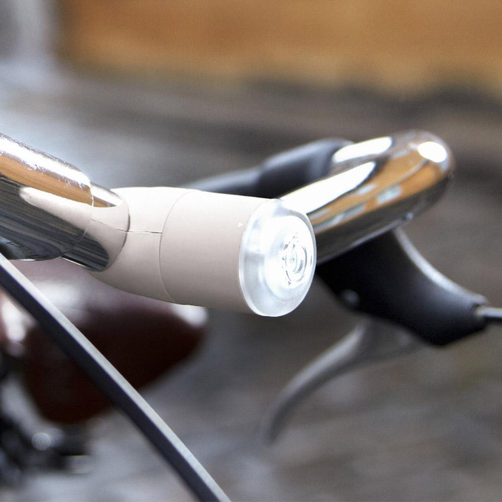 Preisgekröntes Fahrradlicht Reelight GO – batteriebetrieben