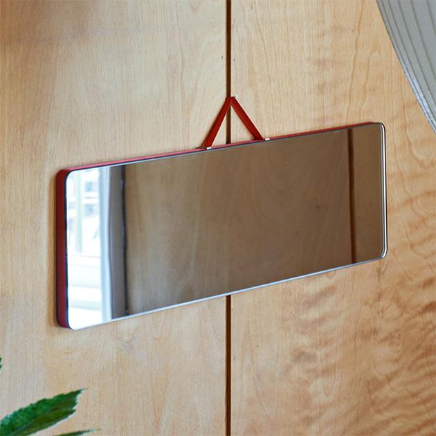 Ruban Spiegel von Hay – ein pfiffiger Allround-Spiegel