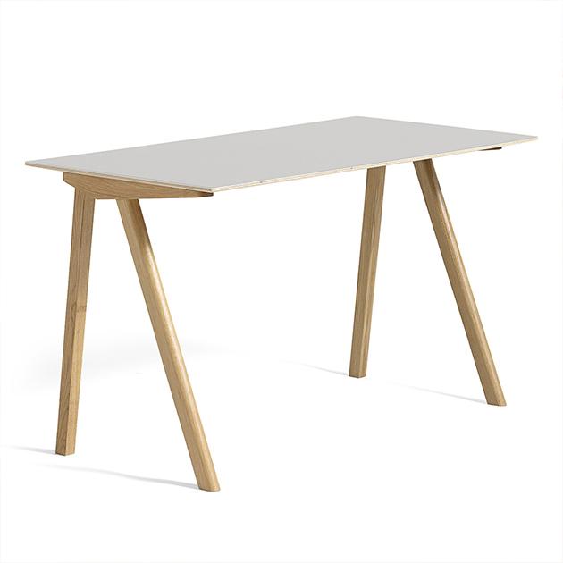 Schlichter Schreibtisch Copenhague CPH90 von Ronan und Erwan Bouroullec für Hay