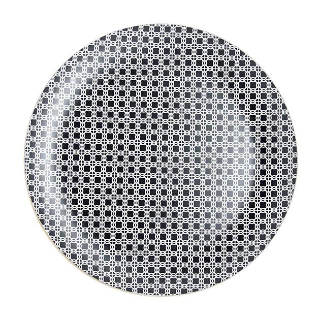 IMAGES D'ORIENT Silsal Beistelltisch mit abnehmbarem Tablett