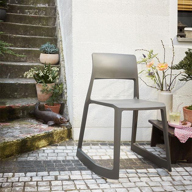 Tip Ton Stuhl von Vitra – rückendynamisch für ausgezeichnete Haltung und jedes Ambiente